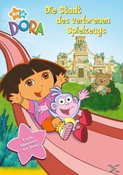 Dora - Die Stadt des verlorenen Spielzeugs, Diverse Interpreten