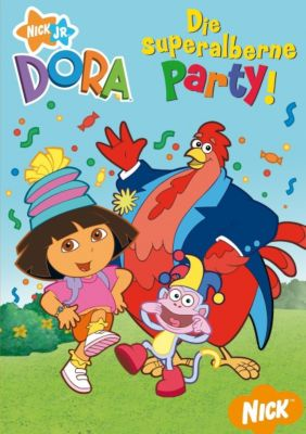 Dora - Die superalberne Party, Eric Weiner, Chris Gifford, Valerie Walsh, Ashley Mendoza