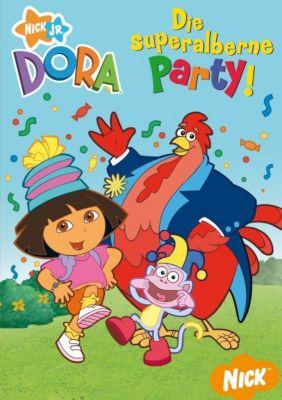 Dora - Die superalberne Party, Eric Weiner, Chris Gifford, Valerie Walsh, Ashley Mendoza