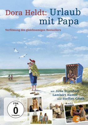Dora Heldt: Urlaub mit Papa, Dora Heldt