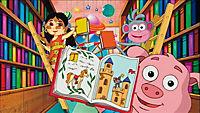 Dora - Weihnachten mit Dora - Produktdetailbild 2