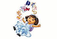 Dora - Weihnachten mit Dora - Produktdetailbild 4