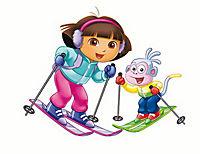 Dora - Weihnachten mit Dora - Produktdetailbild 8