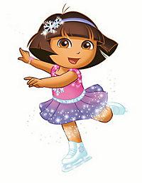 Dora - Weihnachten mit Dora - Produktdetailbild 7