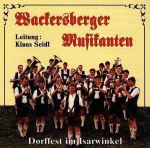 Dorffest im Isarwinkl, Wackersberger Musikanten