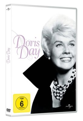 Doris Day-Collection, Rock Hudson,Tony Randall Doris Day
