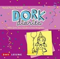 DORK Diaries Band 2: Nikkis (nicht ganz so) glamouröses Partyleben (2 Audio-CDs), Rachel R. Russell