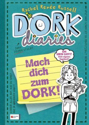 DORK Diaries - Mach dich zum DORK! - Rachel R. Russell |