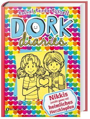 Dork Diaries - Nikkis (nicht ganz so) heimliches Herzklopfen, Rachel R. Russell