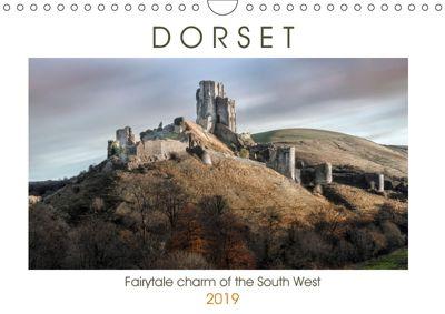 Dorset (Wall Calendar 2019 DIN A4 Landscape), Joana Kruse