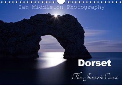 Dorset (Wall Calendar 2019 DIN A4 Landscape), Ian Middleton