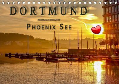 Dortmund Phoenix See (Tischkalender 2019 DIN A5 quer), Peter Roder