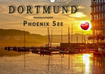 Dortmund Phoenix See (Wandkalender 2019 DIN A3 quer), Peter Roder