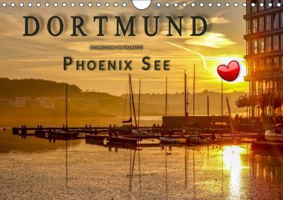 Dortmund Phoenix See (Wandkalender 2019 DIN A4 quer), Peter Roder