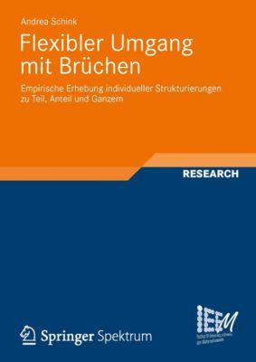 Dortmunder Beiträge zur Entwicklung und Erforschung des Mathematikunterrichts: Flexibler Umgang mit Brüchen, Andrea Schink