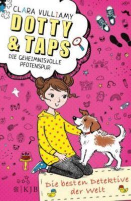 Dotty und Taps - Die geheimnisvolle Pfotenspur, Clara Vulliamy