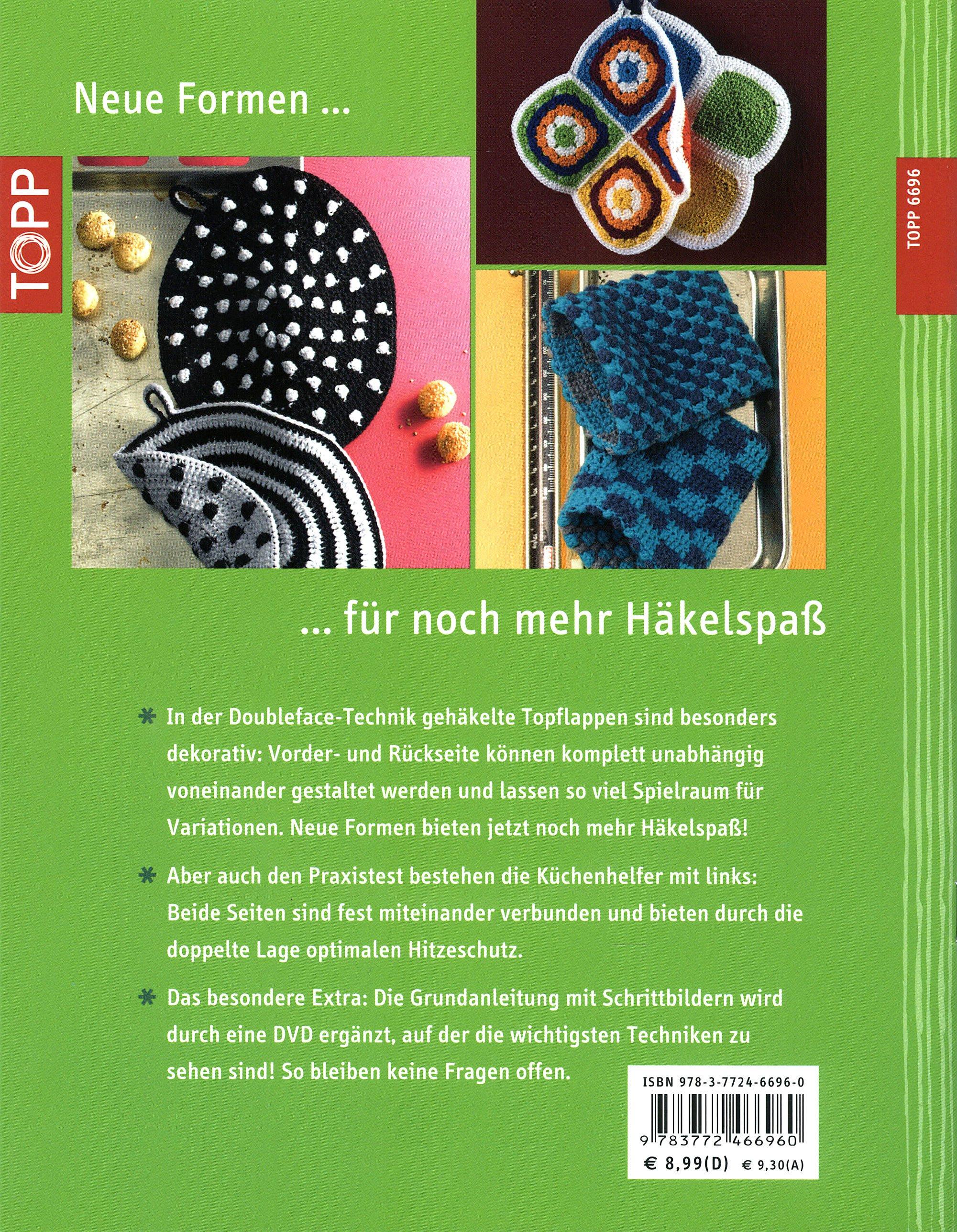 Doubleface Häkeln Mit Neuen Formen Mit Dvd Buch Weltbildch