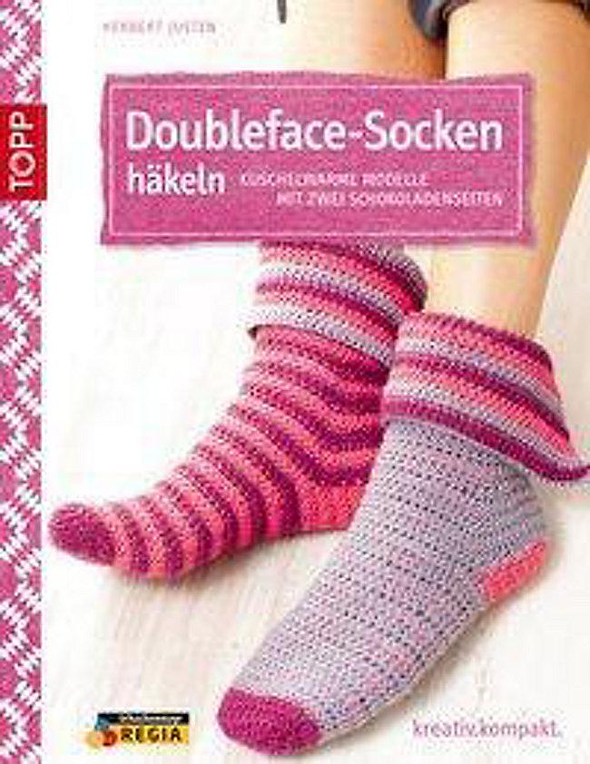 Doubleface-Socken häkeln Buch bei Weltbild.de online bestellen
