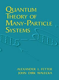 quantum theory of many particle systems fetter pdf