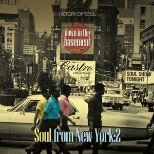 Down In The Basement: Soul From New York Vol. 2, Diverse Interpreten