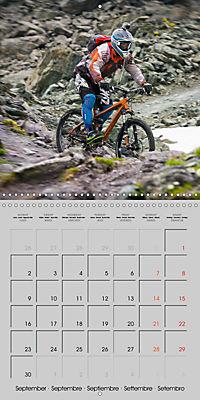 Downhill in the Alps (Wall Calendar 2019 300 × 300 mm Square) - Produktdetailbild 9