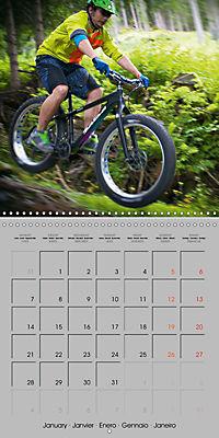 Downhill in the Alps (Wall Calendar 2019 300 × 300 mm Square) - Produktdetailbild 1
