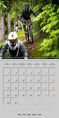 Downhill in the Alps (Wall Calendar 2019 300 × 300 mm Square) - Produktdetailbild 4
