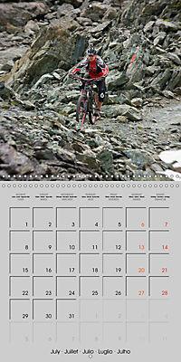Downhill in the Alps (Wall Calendar 2019 300 × 300 mm Square) - Produktdetailbild 7