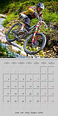 Downhill in the Alps (Wall Calendar 2019 300 × 300 mm Square) - Produktdetailbild 6