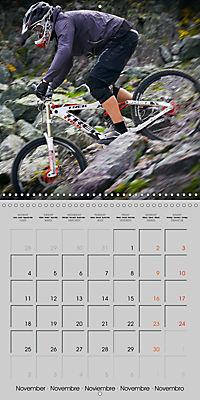 Downhill in the Alps (Wall Calendar 2019 300 × 300 mm Square) - Produktdetailbild 11