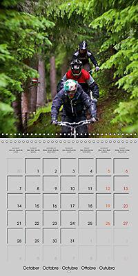 Downhill in the Alps (Wall Calendar 2019 300 × 300 mm Square) - Produktdetailbild 10
