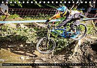 Downhill Racing (Tischkalender 2019 DIN A5 quer) - Produktdetailbild 12
