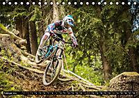 Downhill Racing (Tischkalender 2019 DIN A5 quer) - Produktdetailbild 2