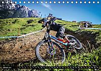 Downhill Racing (Tischkalender 2019 DIN A5 quer) - Produktdetailbild 1