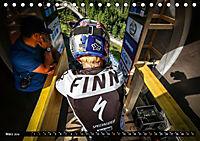 Downhill Racing (Tischkalender 2019 DIN A5 quer) - Produktdetailbild 3