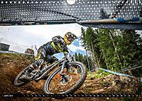 Downhill Racing (Wandkalender 2019 DIN A4 quer) - Produktdetailbild 6