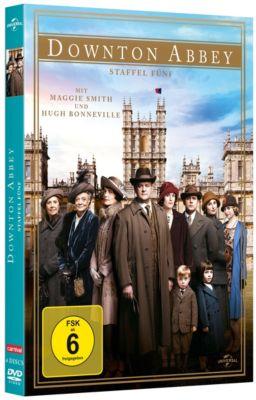 Downton Abbey Staffel 5 Episodenguide