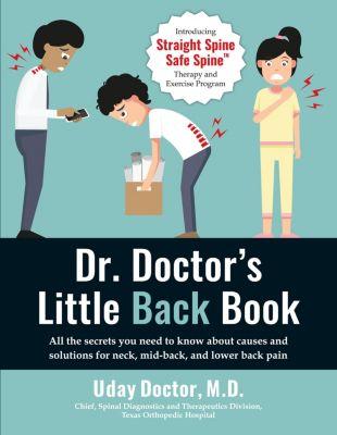 Dr. Doctor's Little Back Book, Uday Doctor M.D.