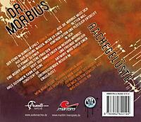 Dr. Morbius - Rachegelüste, 1 Audio-CD - Produktdetailbild 1