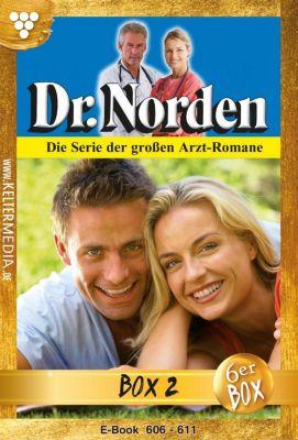 Dr. Norden (ab 600) Box: Dr. Norden (ab 600) Jubiläumsbox 2 – Arztroman, Patricia Vandenberg