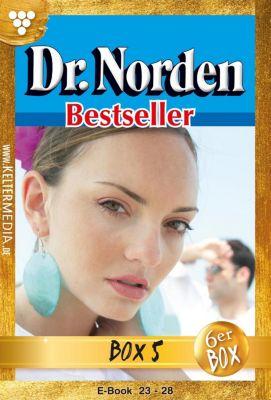 Dr. Norden Bestseller Box: Dr. Norden Bestseller Jubiläumsbox 5 - Arztroman, Patricia Vandenberg