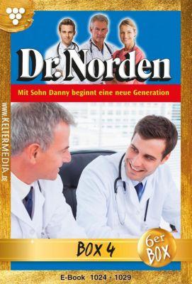 Dr. Norden Box: Dr. Norden Jubiläumsbox 4 – Arztroman, Patricia Vandenberg