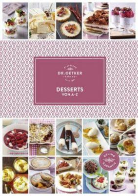 Dr. Oetker Desserts von A-Z - Dr. Oetker |