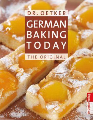 Dr. Oetker German Baking today, Oetker