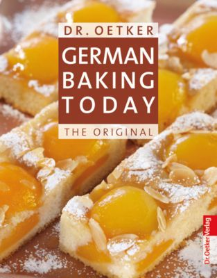 Dr. Oetker German Baking today, Oetker