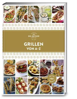 Dr. Oetker Grillen von A-Z, Oetker