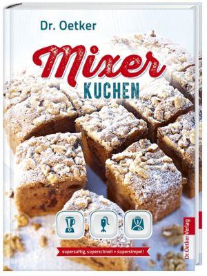 Dr. Oetker Mixer-Kuchen - Dr. Oetker |