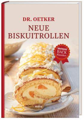 Dr. Oetker Neue Biskuitrollen