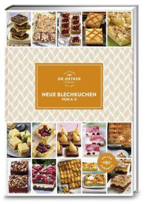 Dr. Oetker Neue Blechkuchen von A-Z, Dr. Oetker