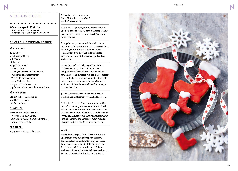 Weihnachtsplätzchen Backen Dr Oetker.Dr Oetker Neue Plätzchen Von A Z Buch Portofrei Bei Weltbild De